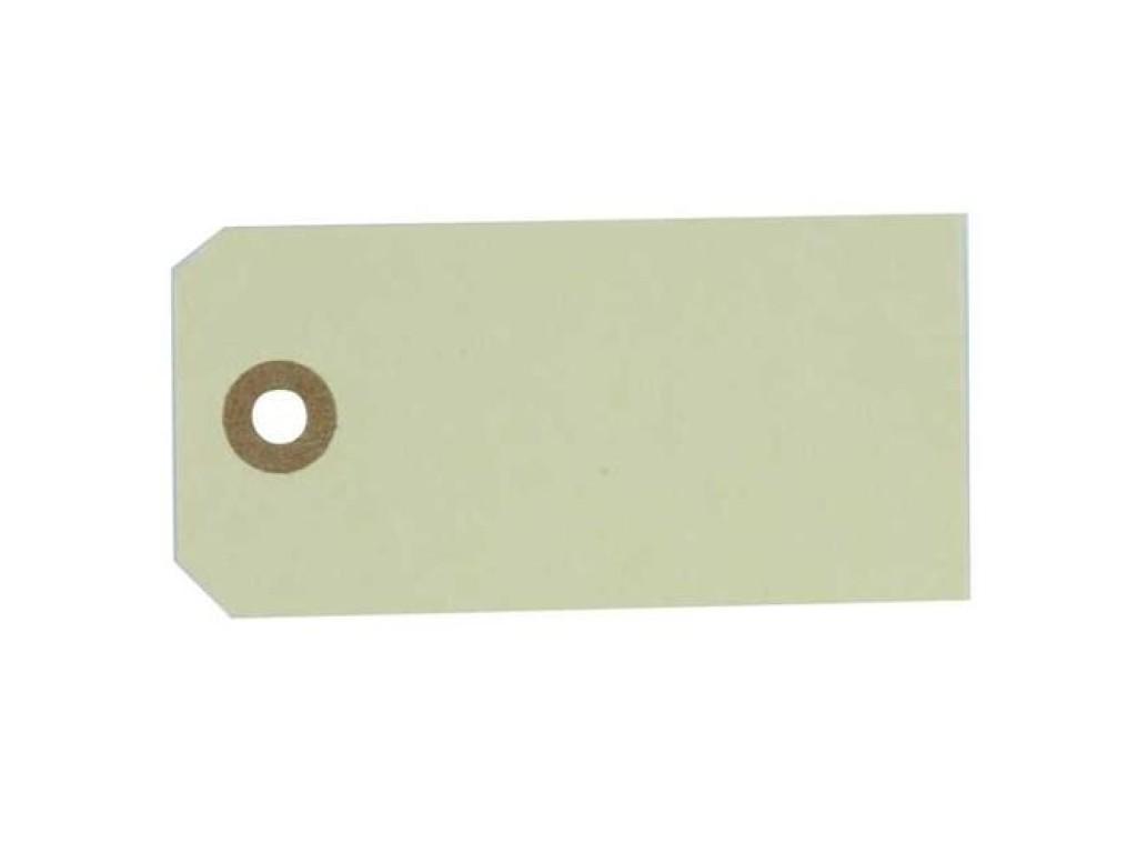 """Popierinės etiketės """"Manilla Tags 5x10cm"""", 5vnt."""