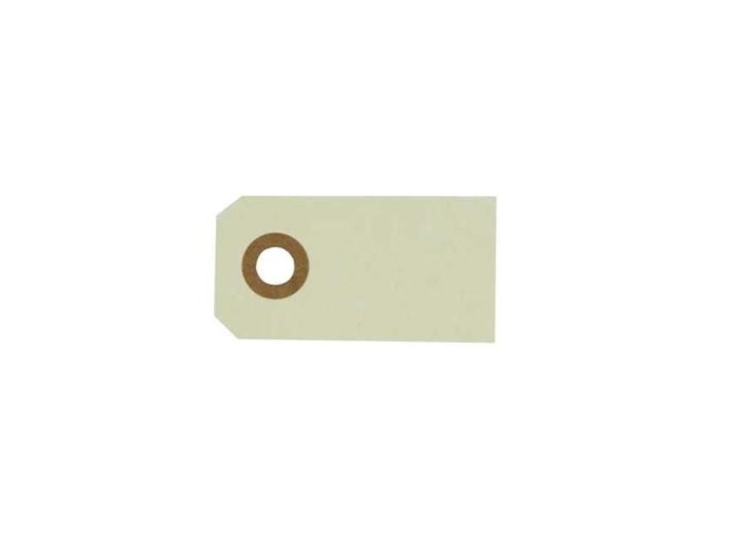 """Popierinės etiketės """"Manilla Tags 3x6cm"""", 5vnt."""