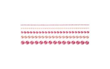 """Pusiniai perliukai priklijuojami """"pink"""", 140vnt."""