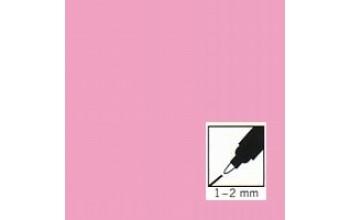 """Rožinis rašiklis porceliano/stiklo dekoravimui """"Rose"""", 1-2mm"""