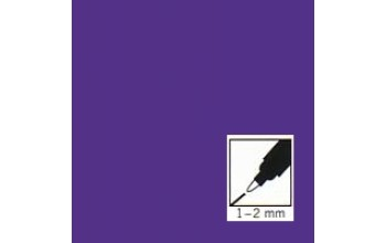 "Violetinis rašiklis porceliano/stiklo dekoravimui ""Lilac"", 1-2mm"