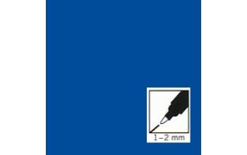 """Tamsiai mėlynas rašiklis porceliano/stiklo dekoravimui """"Dark Blue"""", 1-2mm"""