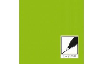 """Šviesiai žalias rašiklis porceliano/stiklo dekoravimui """"Light green"""", 1-2mm"""