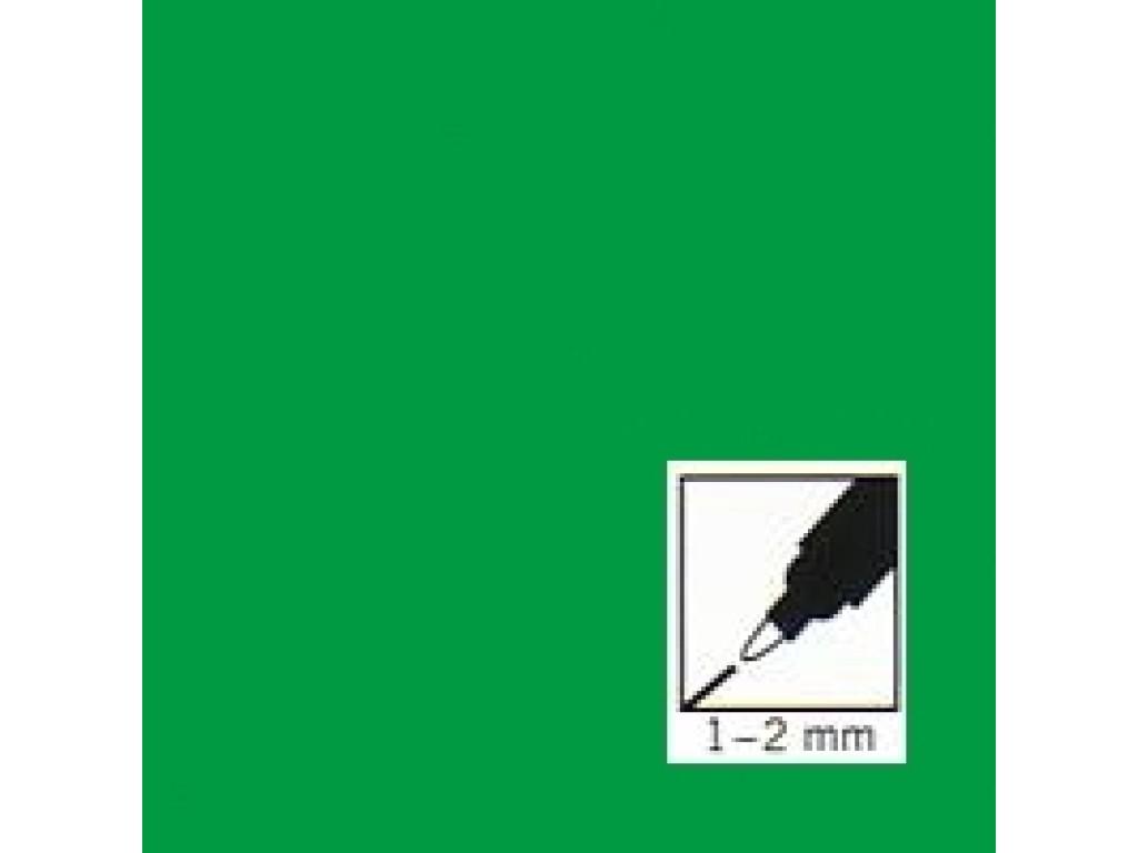 """Tamsiai žalias rašiklis porceliano/stiklo dekoravimui """"Dark Green"""", 1-2mm"""