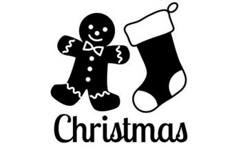 """Akriliniai antspaudukai """"Yuletide - Christmas"""""""