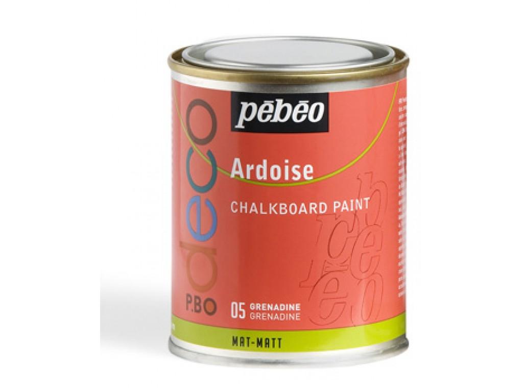"""Dažai kreidinei lentai """"Chalkboard Grenadine (granatų)"""", 250ml"""