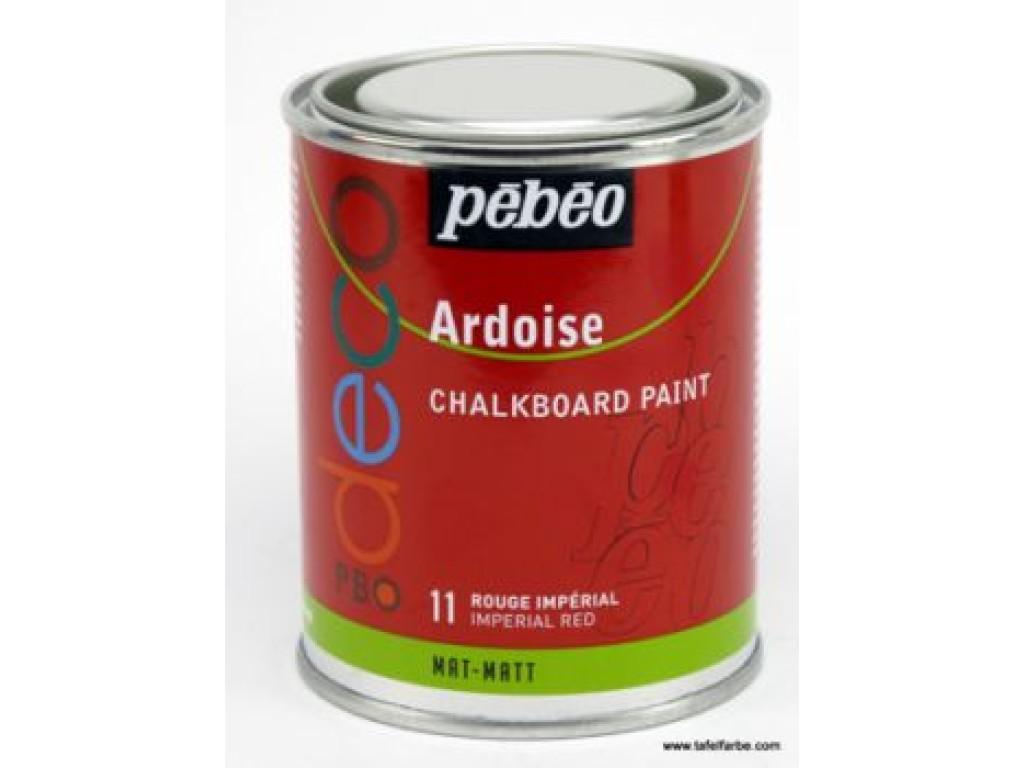 """Dažai kreidinei lentai """"Chalkboard Imperial Red (raudona)"""", 250ml"""