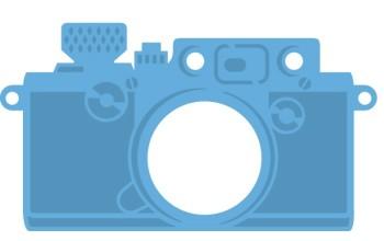 """Kirtimo ir reljefo formelės """"Creatables Camera"""""""