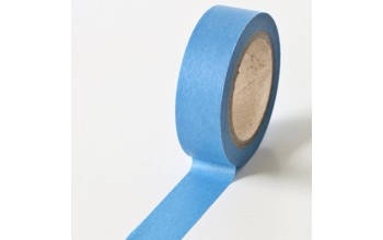 """Lipni popierinė juostelė """"Washi tape lake blue"""""""