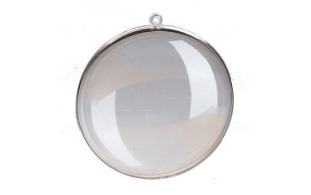 """Plastikinis medalionas """"Plastic Medallion Shape"""", 9cm"""