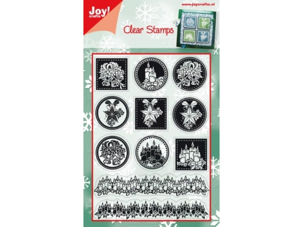 """Akriliniai antspaudukai """"Christmas Signs"""""""