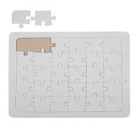"Dėlionė ""Jigsaw Puzzle White"", 21x30cm"