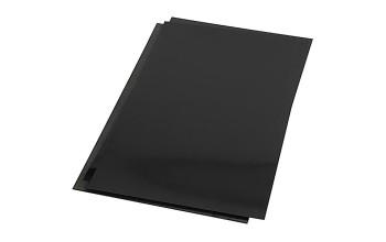"""Susitraukiantis plastikas """"Shrink Plastic Black Matt"""", 1vnt."""