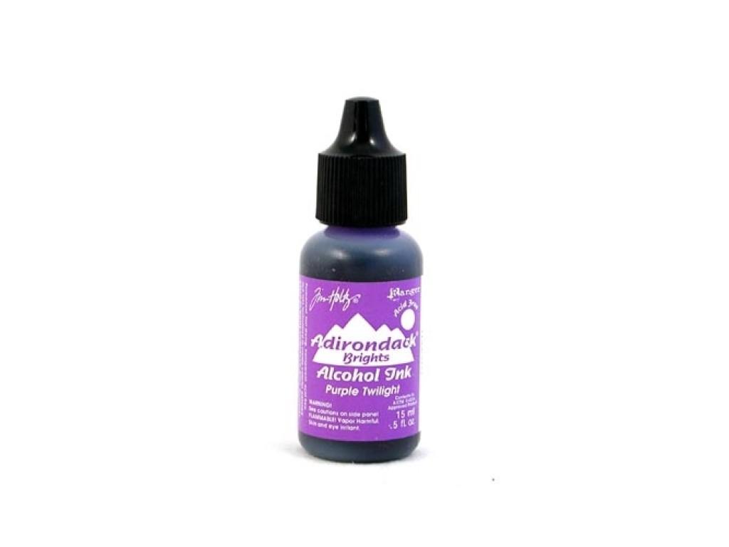 "Alkoholinis rašalas ""Adirondack Alcohol Ink Purple Twilight"""