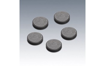 "Magnetukų rinkinys ""Scheibenmagnet"", 12mm, 12vnt."
