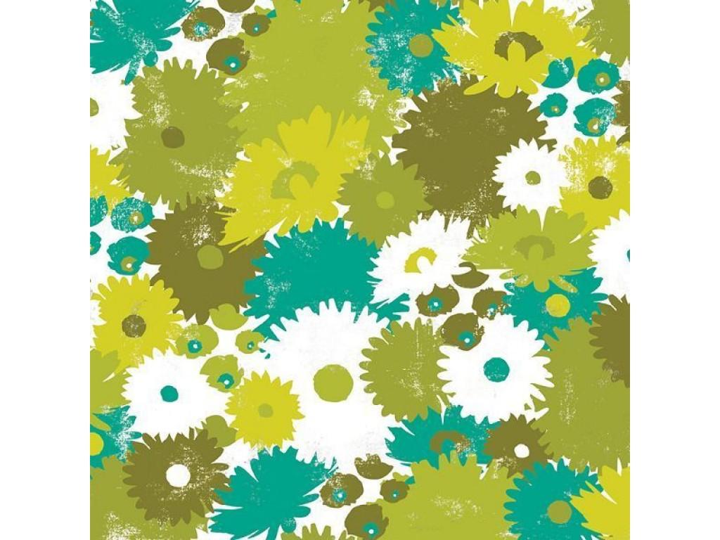 "Popierius ""Making Memories: Just Chillin' Girl - Oilcloth Green"""