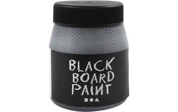 """Dažai kreidinei lentai """"Chalkboard Blackboard Grey / pilka"""", 250ml"""