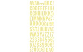 "Lipdukai ""BasicGrey: Hopscotch mini mono stickers"""