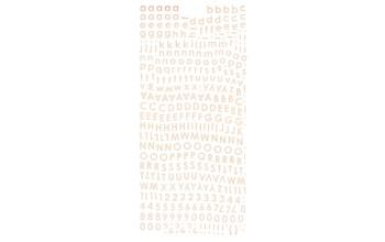 """Lipdukai """"BasicGrey: Capella micro mono stickers"""""""