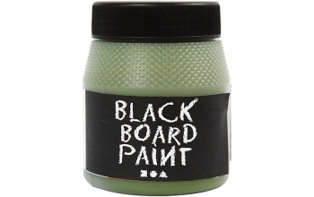 "Dažai kreidinei lentai ""Chalkboard Blackboard Green / žalia"", 250ml"