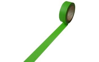 """Lipni popierinė juostelė """"Washi tape Green"""""""