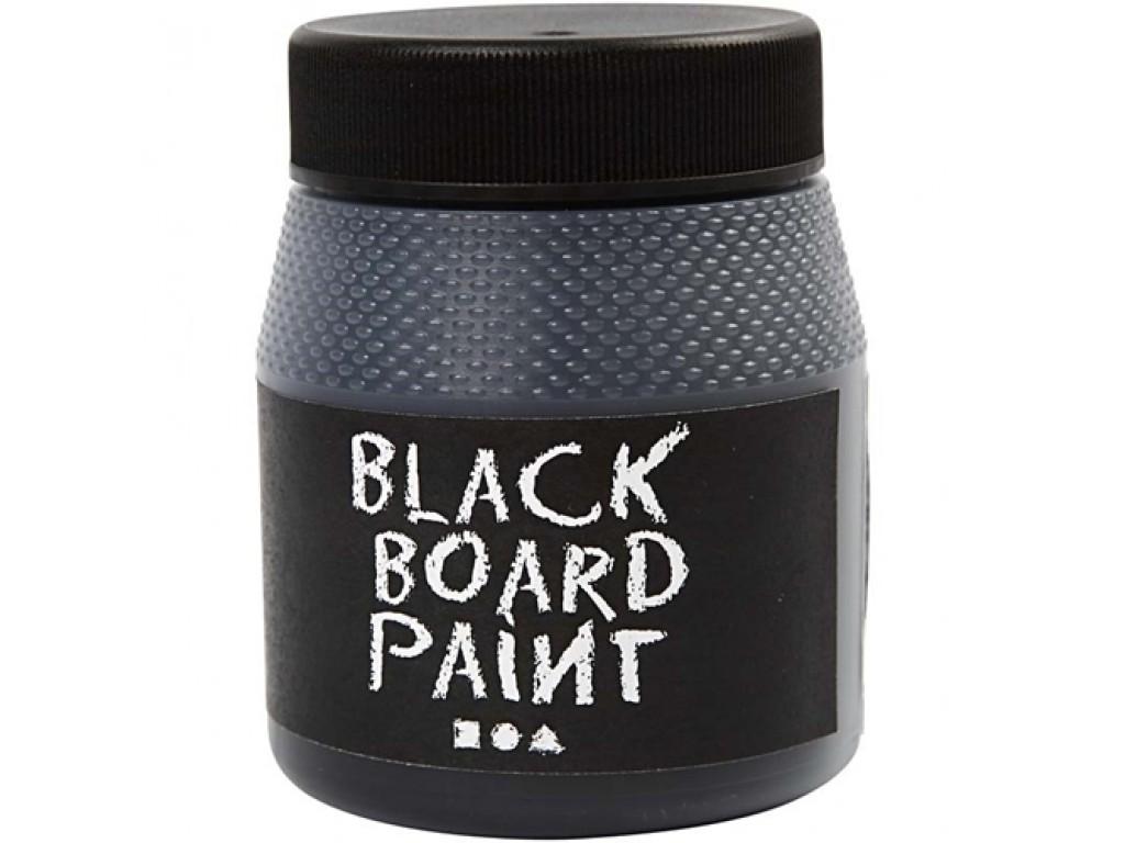 """Dažai kreidinei lentai """"Chalkboard Blackboard Black/ juoda"""", 250ml"""