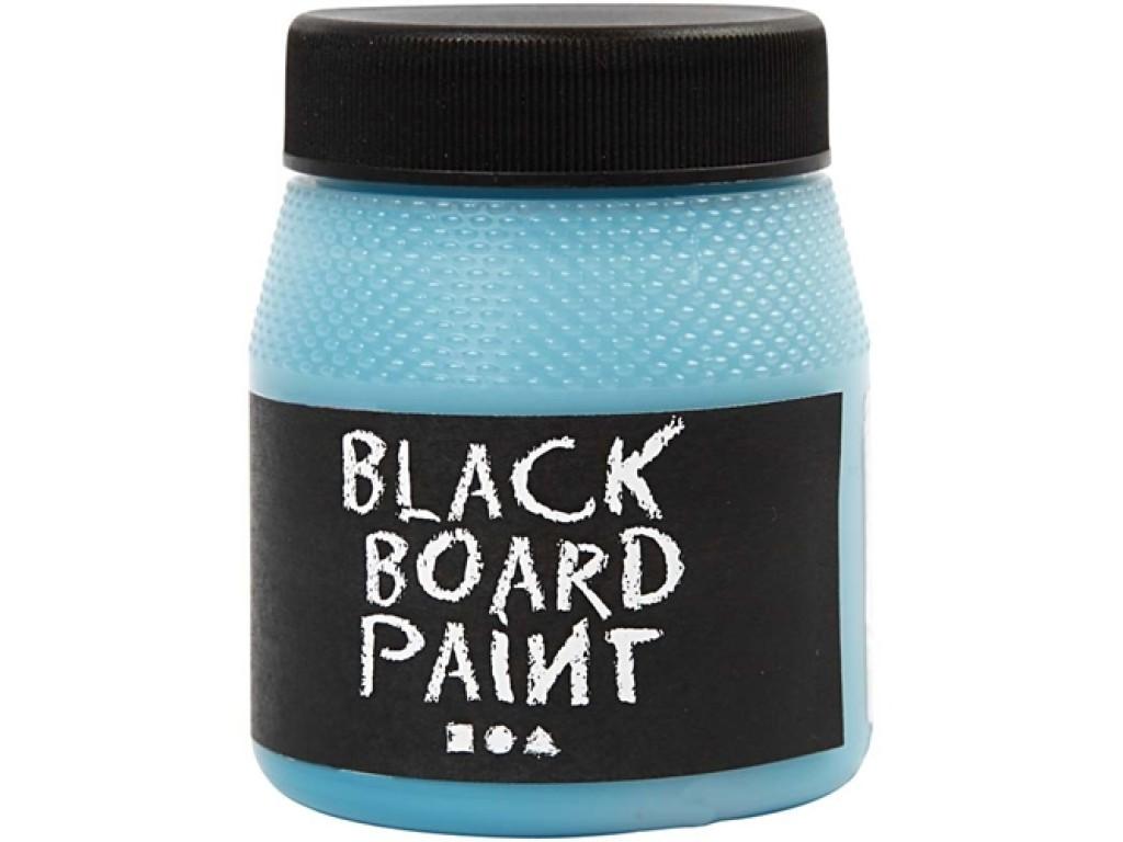 "Dažai kreidinei lentai ""Chalkboard Blackboard Turquoise/ turkio"", 250ml"