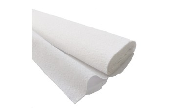 """Krepinis popierius """"Crepe Paper White"""""""