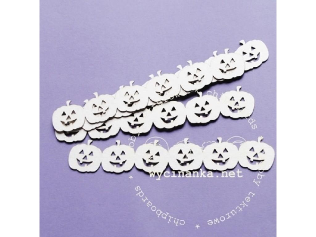 """Kartoninė formelė """"Halloween: juosta"""", 4vnt."""