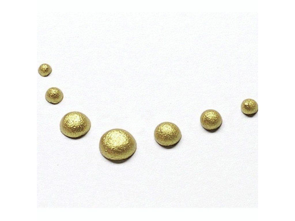 "3D dažai perliukams sukurti ""Pearl Maker: Gold"", 30ml"