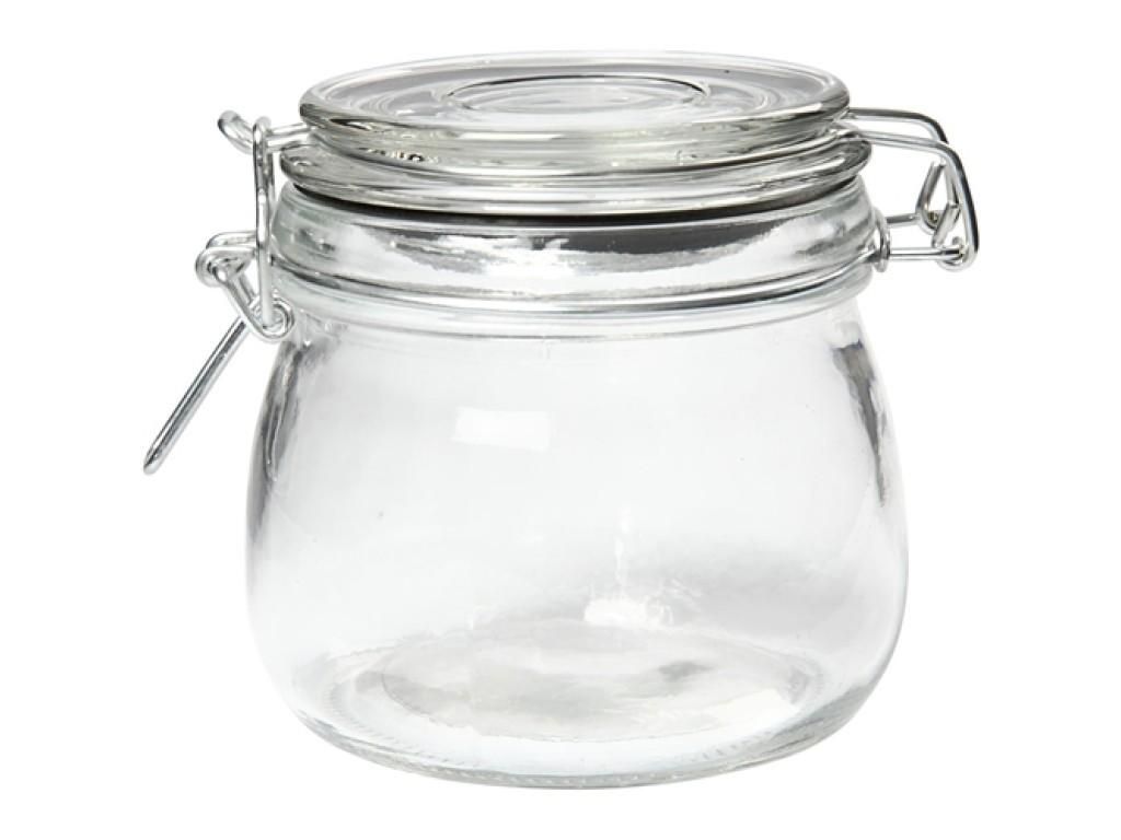 Stiklinis indelis smulkmenoms, 550ml