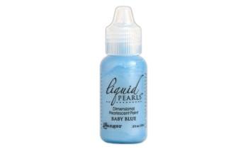 """3D dažai perliukams sukurti """"Liquid Pearls Baby Blue"""""""