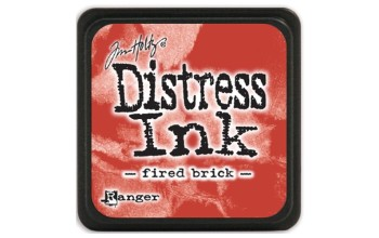 "Rašalas ""Mini Distress Ink: Fired Brick"""