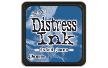 "Rašalas ""Mini Distress Ink: Faded Jeans"""