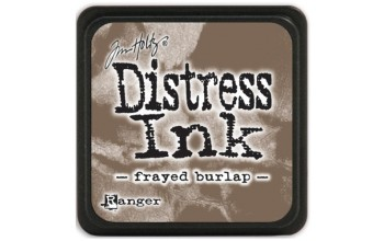 "Rašalas ""Mini Distress Ink: Frayed Burlap"""