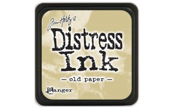 "Rašalas ""Mini Distress Ink: Old Paper"""