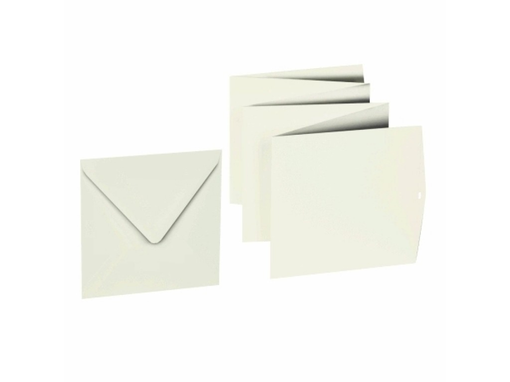 "Mini albumo ruošinys ""Accordion album"", 15x15cm"