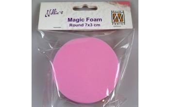 """Spec. kempinė antspaudavimui """"Magic Foam round"""""""