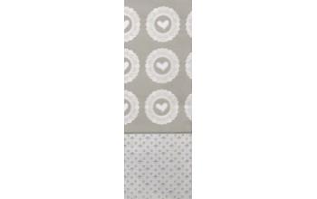 "Raštuotas šilko popierius ""Skagen: Lace 2"", 25x35cm, 1vnt."