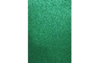 "Minkštas crepla popierius ""EVA foam Glitter Green 2mm"", 1vnt."