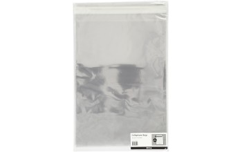 Pakavimo maišeliai, 22,5x31,2cm, 20vnt.