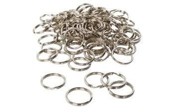 Žiedas raktams 25mm, 1vnt.