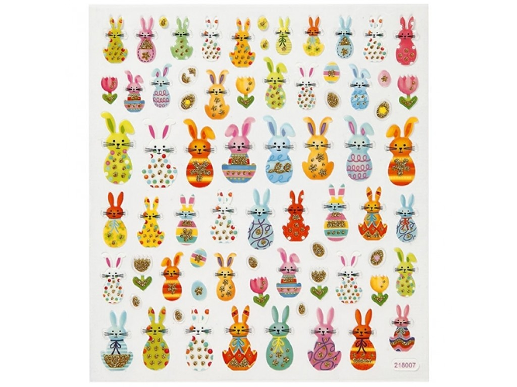"""Lipdukai """"Glitter Easter Bunny"""""""