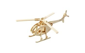 """3D medinė dėlionė """"Malūnsparnis"""""""