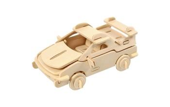 """3D medinė dėlionė """"Automobilis"""""""