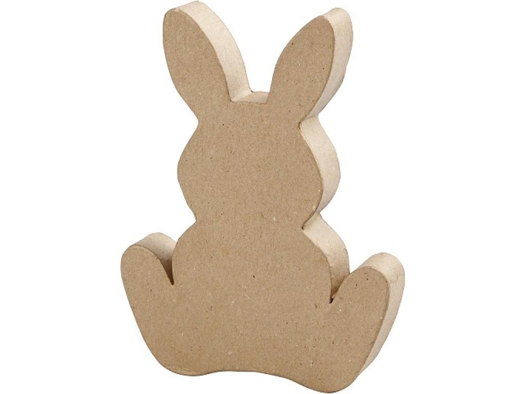 """Kartoninė dekoracija """"Easter Bunny"""""""