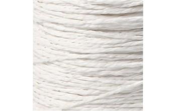 "Virvelė ""Paper Yarn White"", 5m"