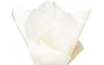 """Tissue šilko popierius """"Baltas / White"""", 10vnt."""