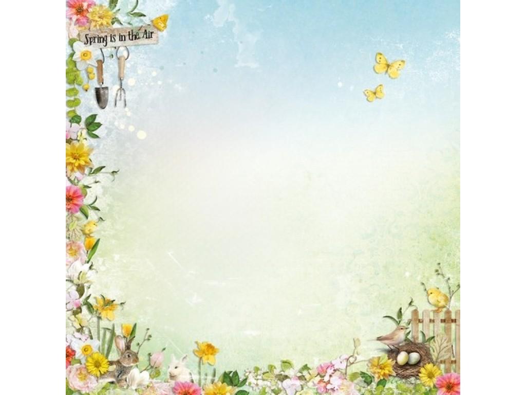 """Popierius """"Celebrate Spring 04"""""""