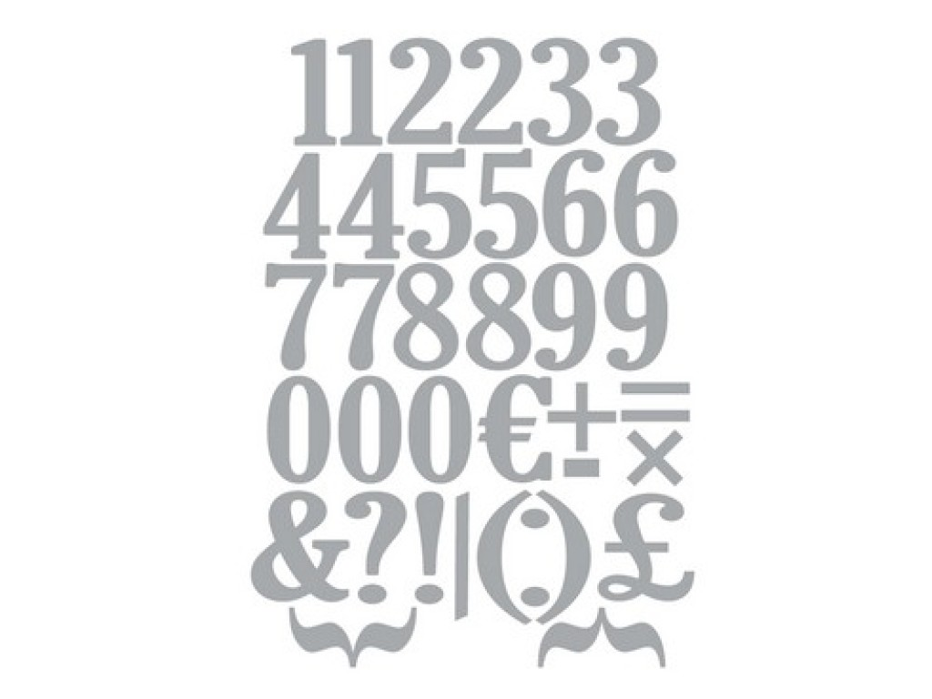 """Kirtimo formelė """"Numbers"""""""